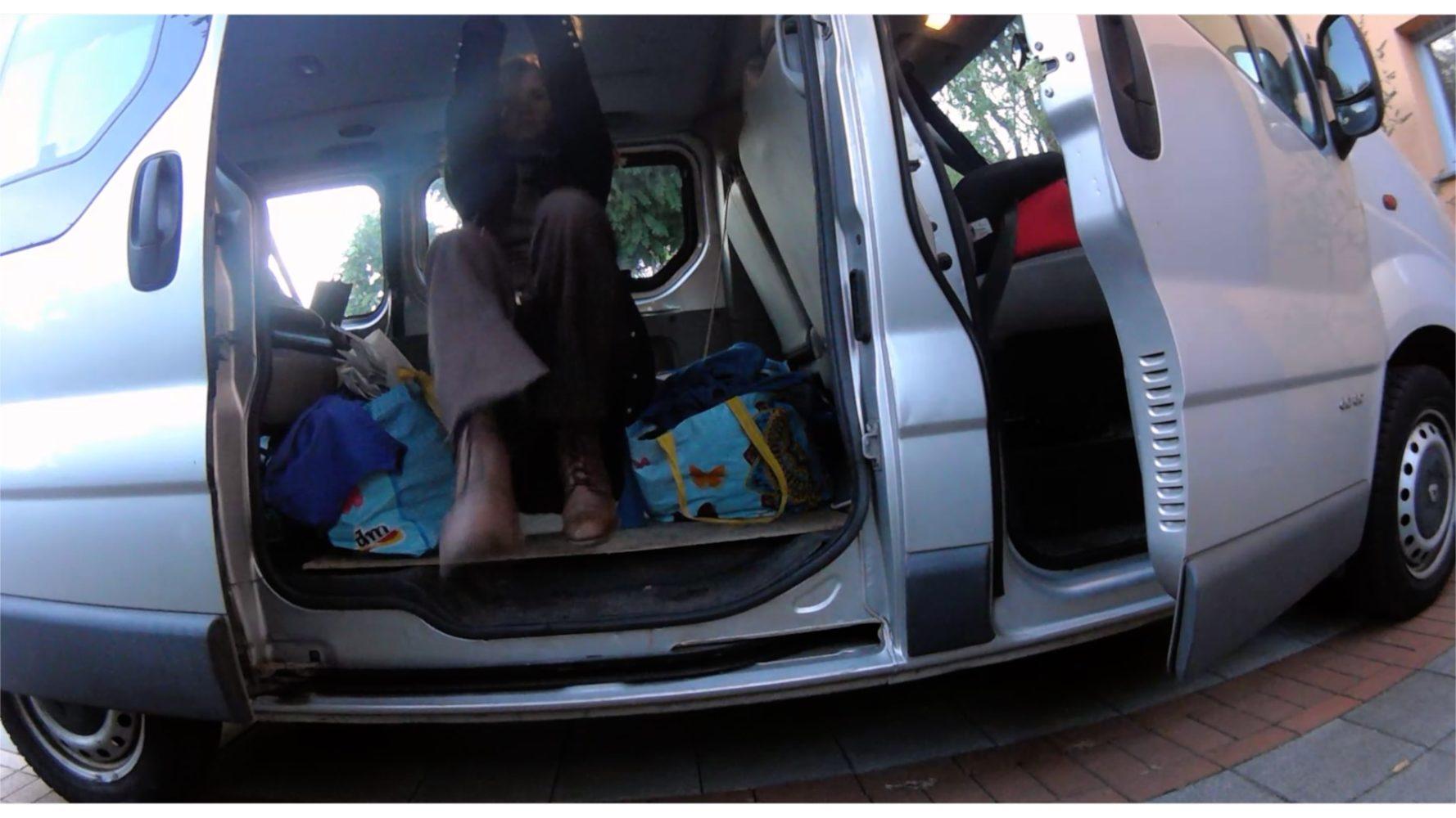 daily dance – car