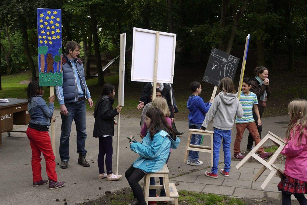 Hoernemann&Walbrodt Kunstort Schule