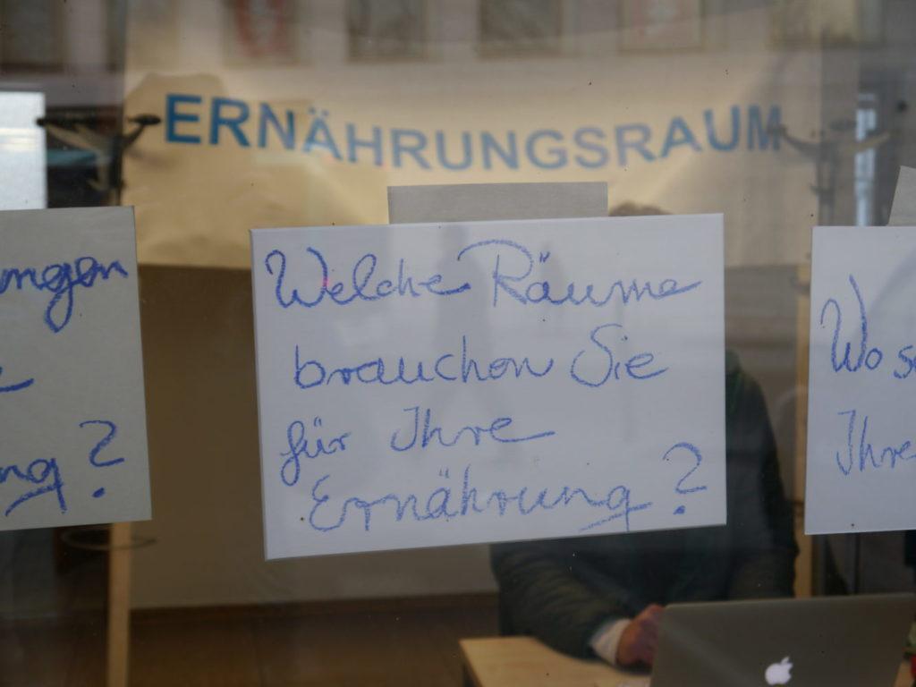 Vermittlungsstelle Ernährungsräume Hoernemann&Walbrodt mit StadtLandMarkt e.V.